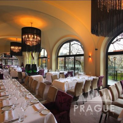 Fine Dining Restaurant for Event Prague - Bellevue 2