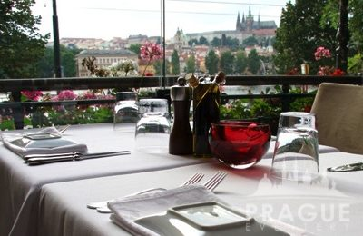Fine Dining Restaurant for Event Prague - Bellevue 6