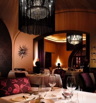 Fine Dining Restaurant for Event Prague - Bellevue 8