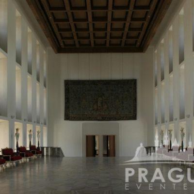 Castle venue prague - Prague Castle Spanish Hall 4