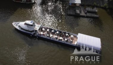 Conference Transportation Prague - Prague River Boats 1