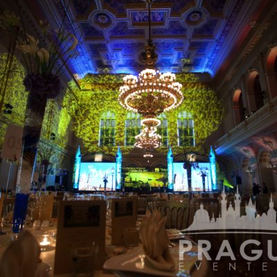 Corporate Prague Events - Zofin Palace 10