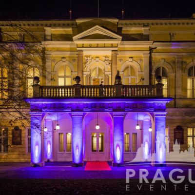 Corporate Prague Events - Zofin Palace 3