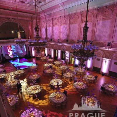 Corporate Prague Events - Zofin Palace 5