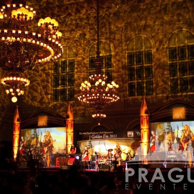 Corporate Prague Events - Zofin Palace 6