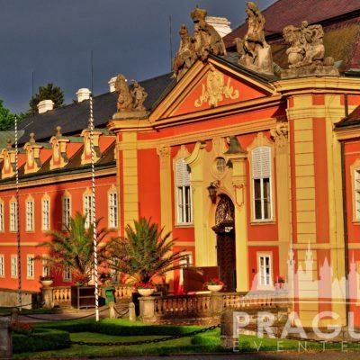 Czech Event Venue - Dobris Castle 1