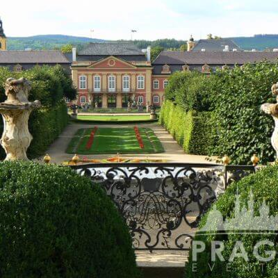 Czech Event Venue - Dobris Castle 5