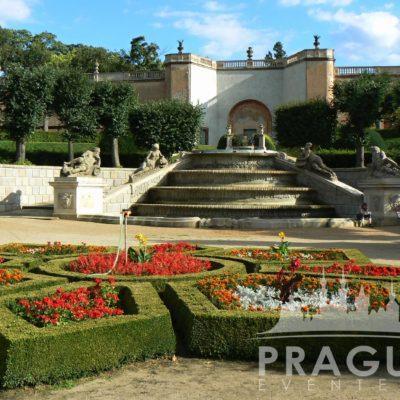Czech Event Venue - Dobris Castle 6