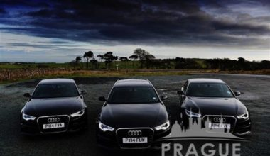 Event Transportation Prague - Executive Sedans 1