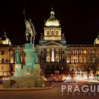 Exclusive venue in Prague - Prague National Museum 1