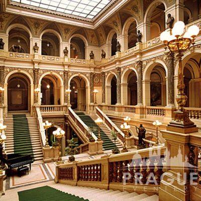 Exclusive venue in Prague - Prague National Museum 2