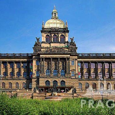 Exclusive venue in Prague - Prague National Museum 6