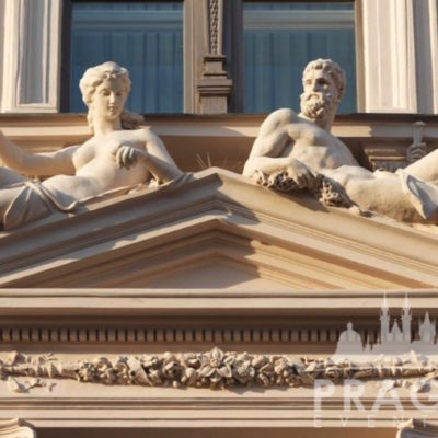 Five star hotels in Prague - Four Seasons Hotel Prague 10