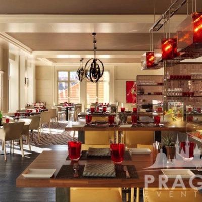 Five star hotels in Prague - Four Seasons Hotel Prague 2