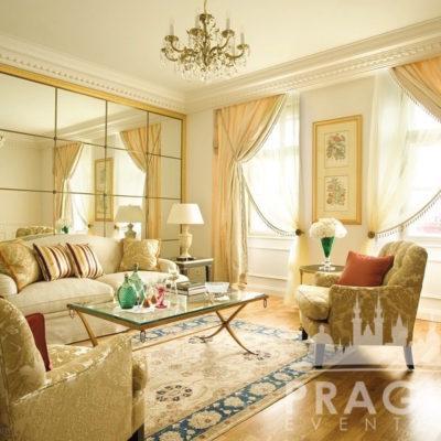 Five star hotels in Prague - Four Seasons Hotel Prague 4