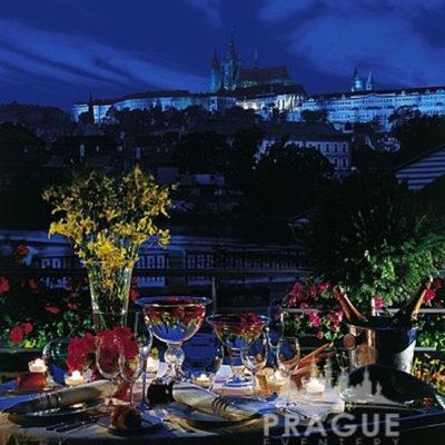 Five star hotels in Prague - Four Seasons Hotel Prague 5