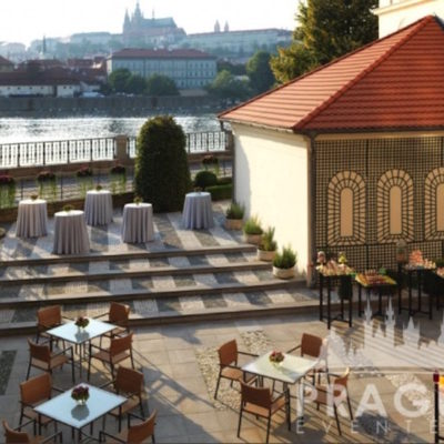Five star hotels in Prague - Four Seasons Hotel Prague 8