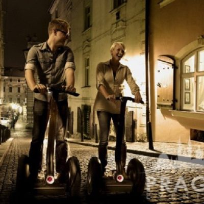 Fun Group Tour Prague - Segway Tour 1