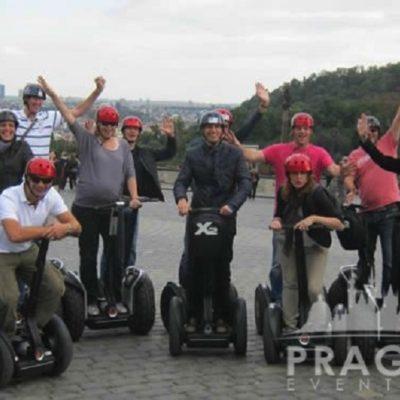 Fun Group Tour Prague - Segway Tour 5