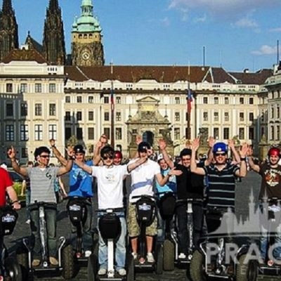 Fun Group Tour Prague - Segway Tour 3