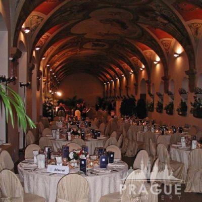 Venue Prague - Troja Chateau 7
