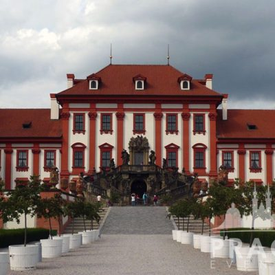 Venue Prague - Troja Chateau 5
