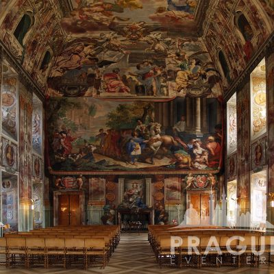 Venue Prague - Troja Chateau 2