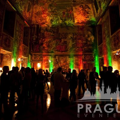 Venue Prague - Troja Chateau 3