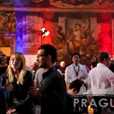 Venue Prague - Troja Chateau 4
