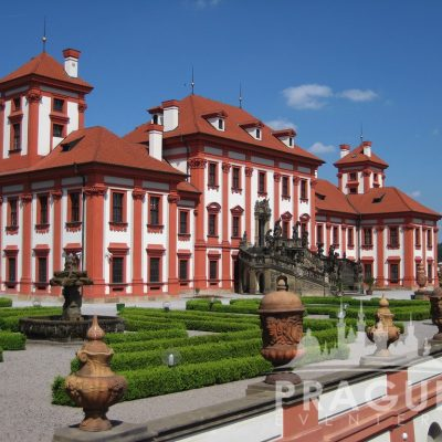 Venue Prague - Troja Chateau 6