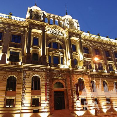 Prague Meeting Venue - Boscolo Bank Lobby 3