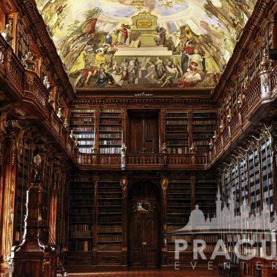 Unique Prague Venues for Hire - Strahov Monastery 1