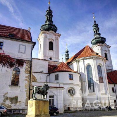Unique Prague Venues for Hire - Strahov Monastery 2
