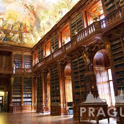Unique Prague Venues for Hire - Strahov Monastery 8