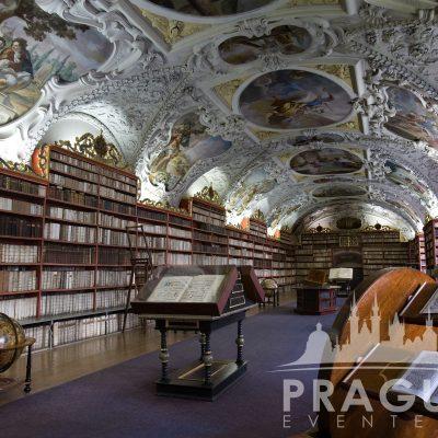 Unique Prague Venues for Hire - Strahov Monastery 9