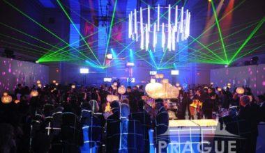 Prague AV services - Laser Show 3