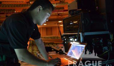 Prague Conference Sound - Audio Technician 1