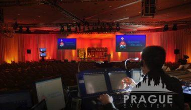 Prague Conference Sound - Audio Technician 3