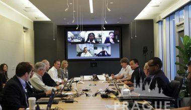 Prague Conference - Videoconference 3