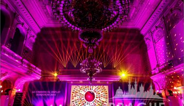 Prague Event Lighting
