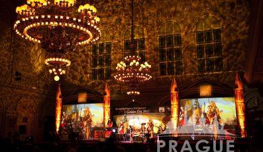 Prague Event Lighting - Moving Head Lights 3