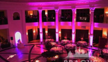 Prague Event Lighting - Par Can Lighting 3