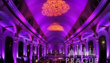Prague Event Lighting - Par Can Lighting 4