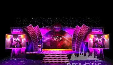 Prague Stage Design