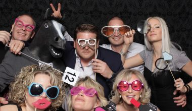 Prague Corporate Event Planner - Party Photo Booth 1