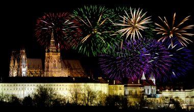 Prague Event - Fireworks 1