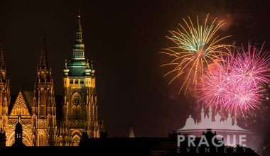 Prague Event - Fireworks 2