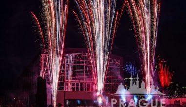 Prague Event - Fireworks 4