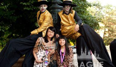 Prague Events - Living Statues 2