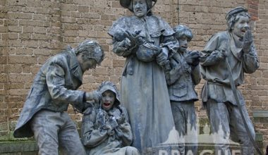 Prague Events - Living Statues 3